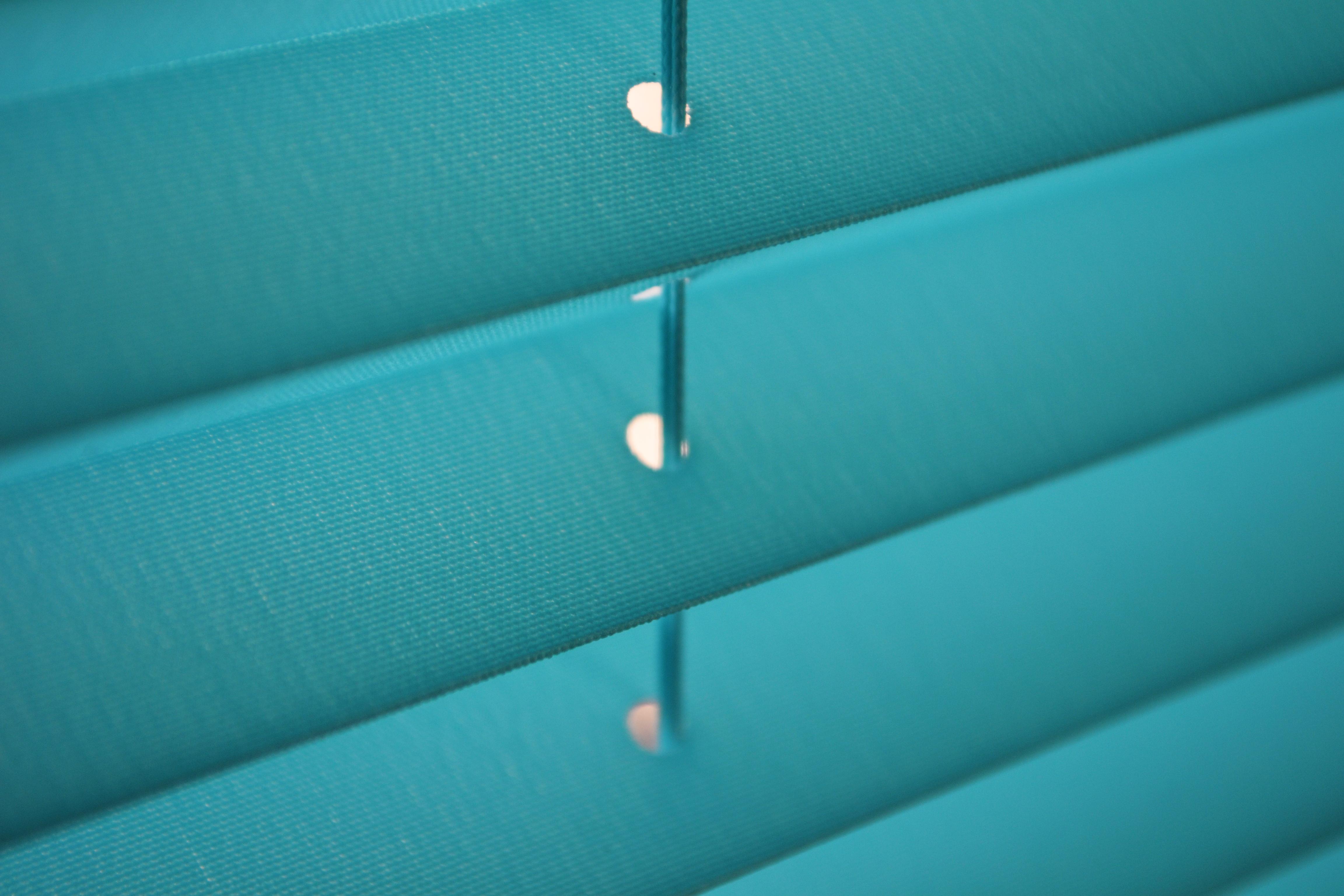 tkanina plisy - błękit
