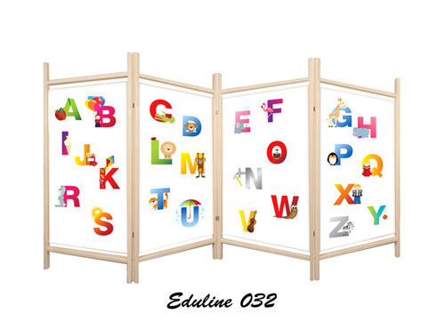 parawan niski alfabet